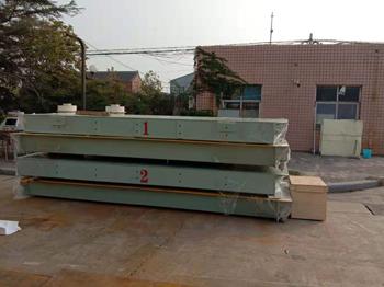郑州市弘兰机械设备50T出口型汽车衡