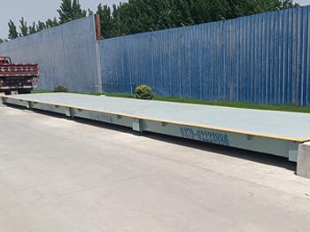濮阳卓玖建筑建业地产项目200吨地磅